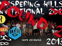 Whispering Hills Invitational – Round 2