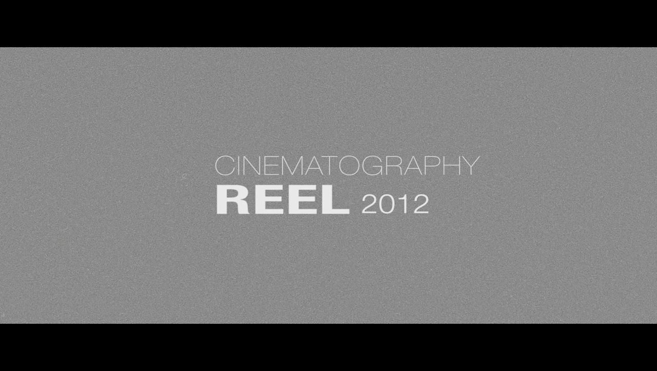 Artem Zamashnoy Cinematography reel 2012