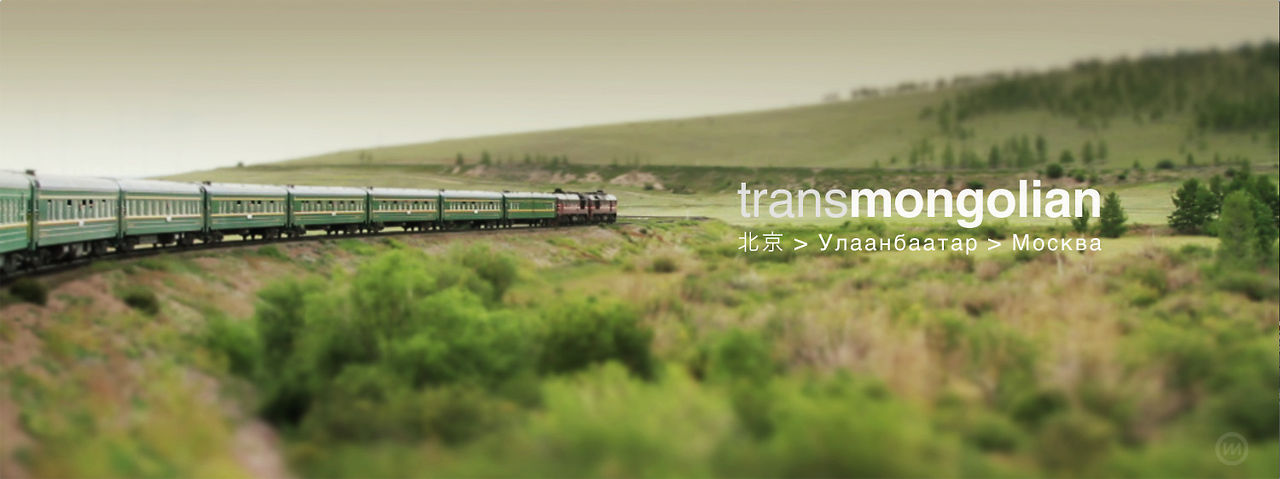 Trans-mongolian : A long train journey