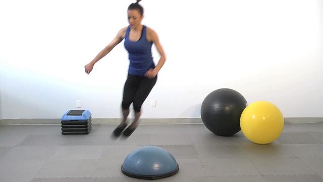 Gallery For > Lateral Jumps