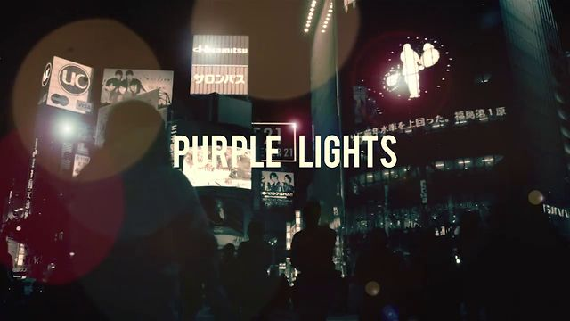 Purple Lights 2013