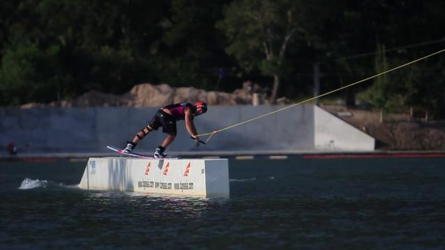 Nick Davies in Phuket Wake Park / part #2