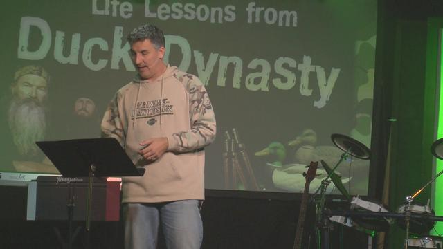 """Life Lessons From Duck Dynasty - Week 4 """"Happy, Happy, Happy"""""""