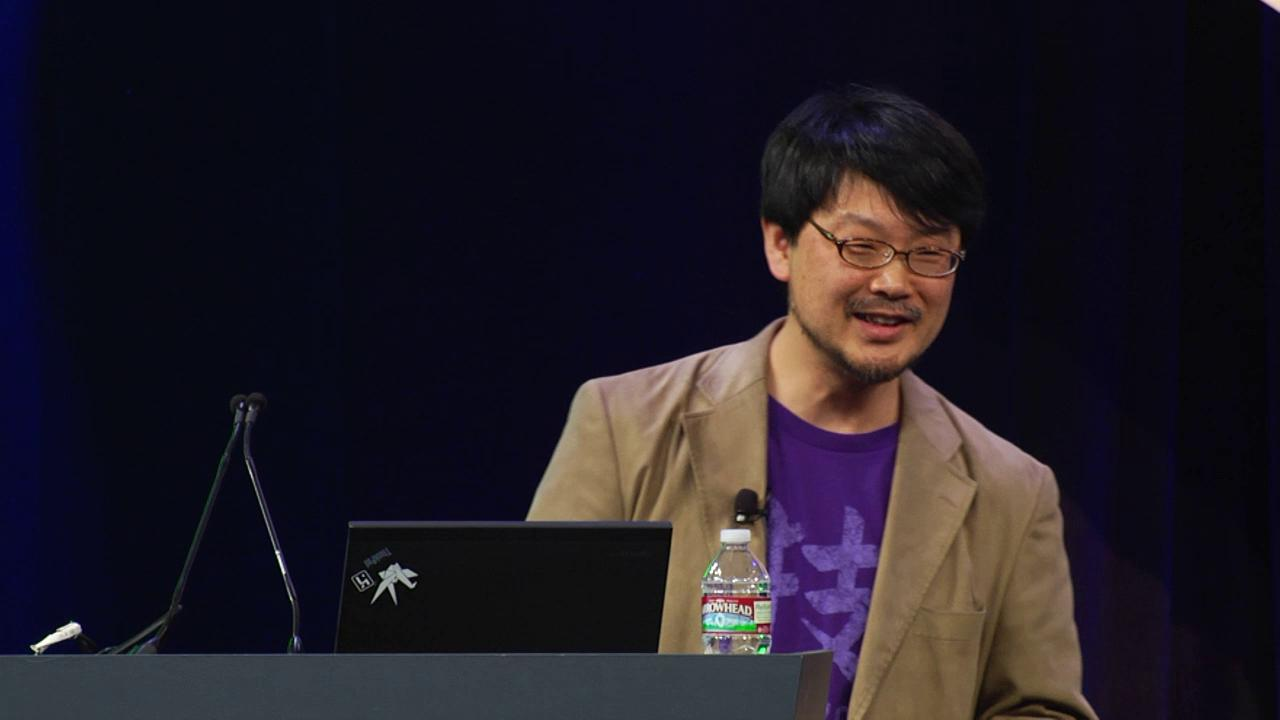 Ruby 2.0, Heroku's Chief Ruby Architect Yukihiro 'Matz' Matsumoto at Waza 2013
