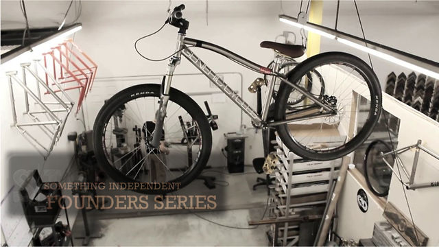 The Founders Series #1 - Chris Sulfrian, Generic Cycles