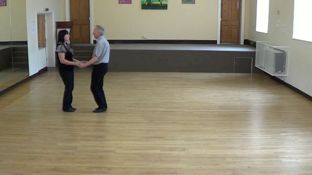 INTO YOUR ARMS  ( Western Partner Dance )