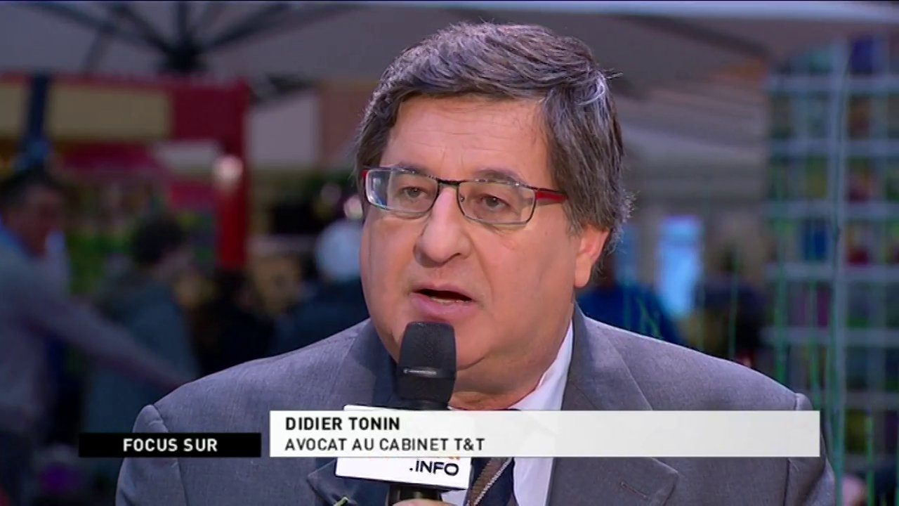 Invit : Didier Tonin, avocat au Cabinet T&T (dure : 6:11)