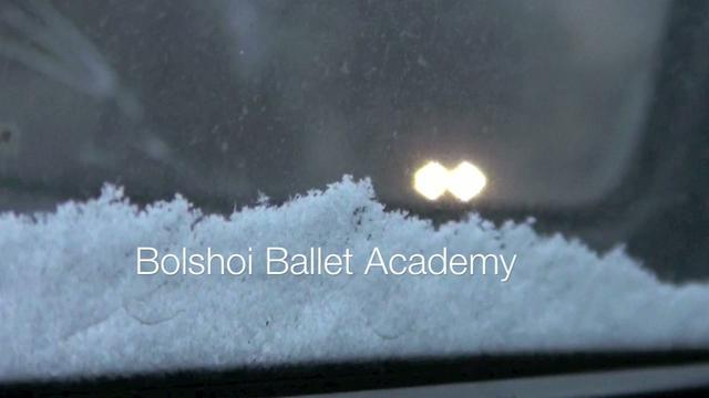 Bolshoi Ballet Academy in Bolshoi Theater