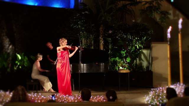 Opus One &amp; the Red Violin - An Unforgettable Night Under the Stars