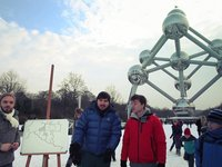 Hello Europe: tre belgier med en fyndig idé