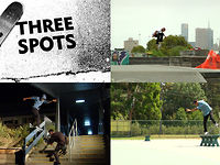 THREE SPOTS WITH TOMMY FYNN