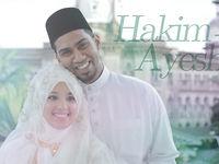 Dr. Hakim+Ayesha // Malam Berinai / Solemnization