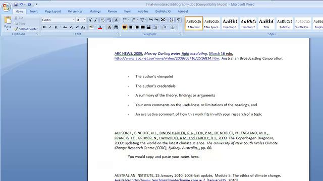 Annotated Bibliography Generator– 10+ Free Online Tools Download ...