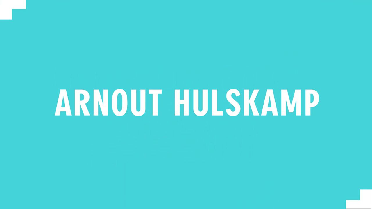 SSBA Salon // Interview Arnout Hulskamp