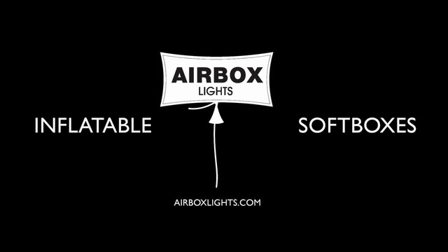 Airbox Mini Softbox for LED Lights