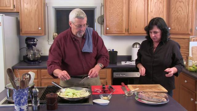 Simple Gourmet -  Pork Loin with Dottie Wallace
