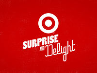 Target - Surprise and delight
