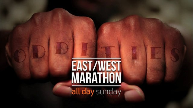 Science Channel: Oddities East vs. West marathon