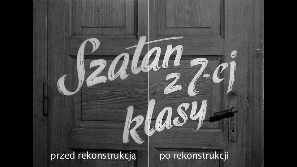 Szatan z 7-ej klasy - materiał porównawczy