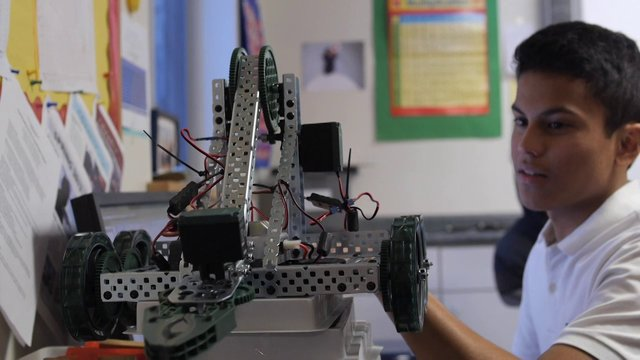 The Robotics Program