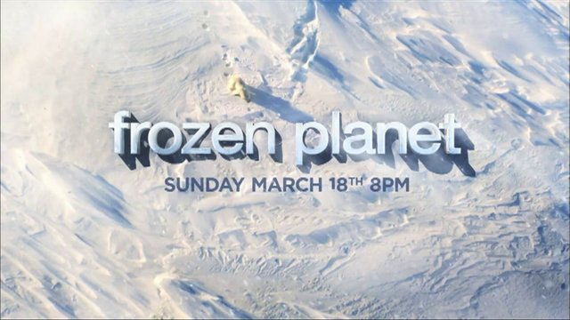 Disney/Discovery: Frozen Planet