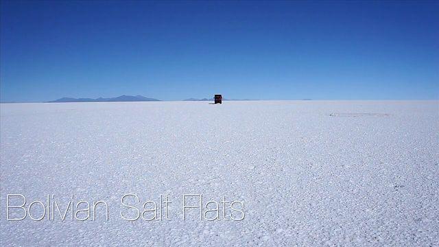 Salt Bolivian Style