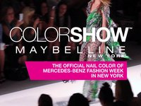 MAYBELLINE Color Show Nail Style How-To: Fierce French