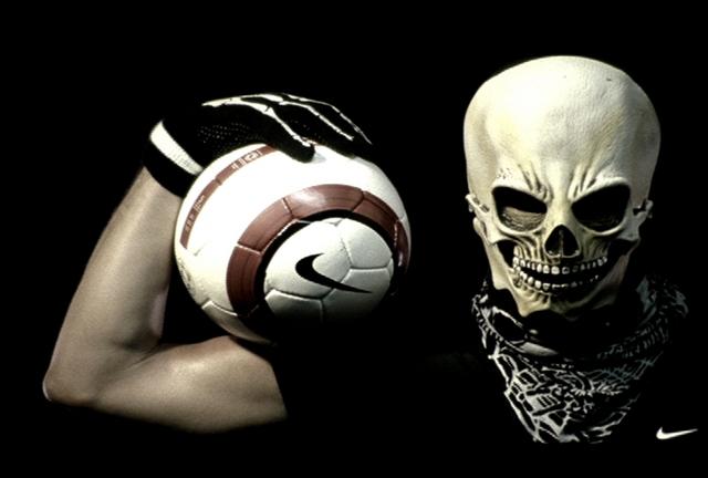 Nike Skull Soccer
