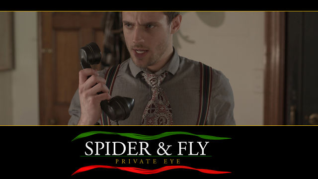 Spider & Fly: Private Eye