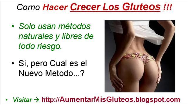levantar gluteos