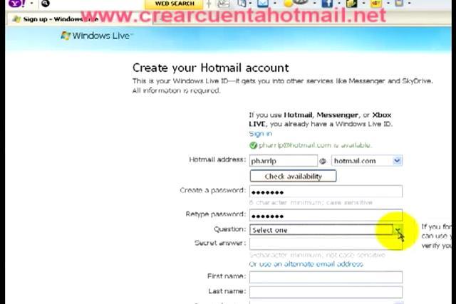 Crear MSN - Tutorial para crear un Messenger