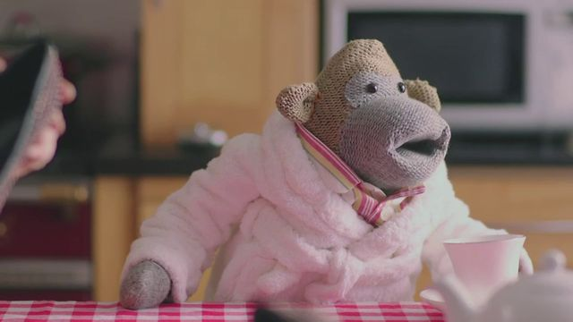Jess Scott Hunter - PG Tips idents