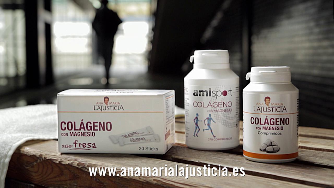 Colageno con Magnesio de Ana Mª Lajusticia on Vimeo