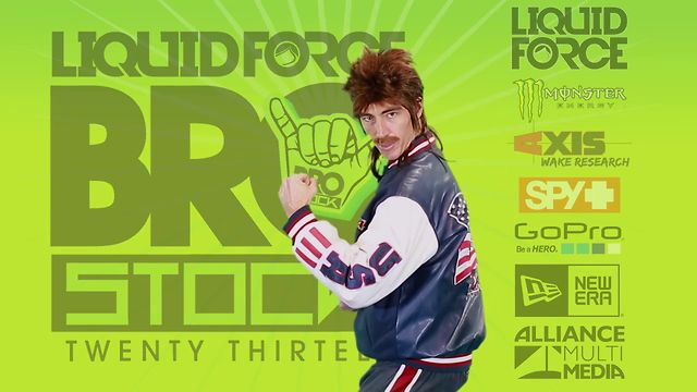 2013 Liquid Force BROstock teaser