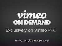 Vimeo On Demand: Sell your work, your way