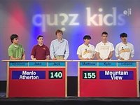 Bay Area Quiz Kids - 1403