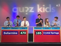 Bay Area Quiz Kids - 1404
