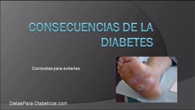 Consecuencias de la Diabetes on Vimeo