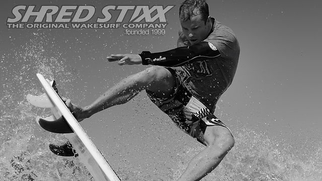 Shred Stixx Wakesurf Company: An Emotional Rescue