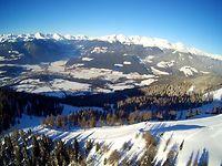 Ski & Fly am Kronplatz 01/2013