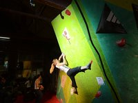 Shauna Coxsey in the CWIF 2013
