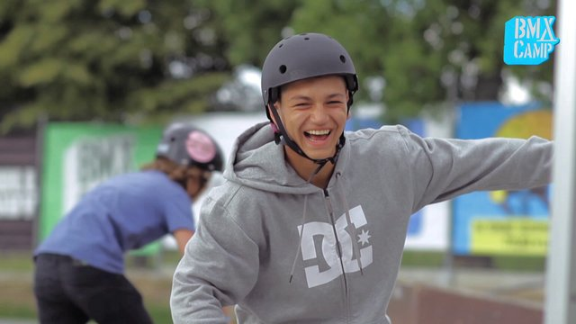 BmxCamp 2013 - Welcome