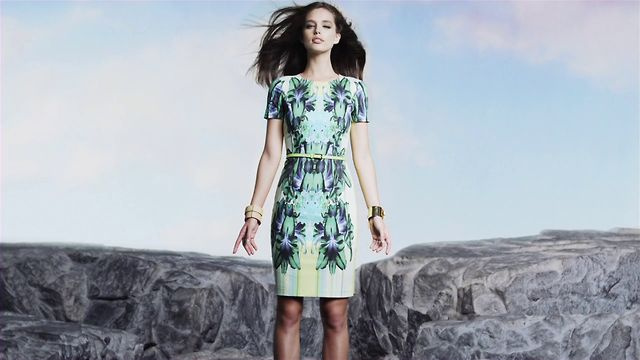 Elie Tahari SS13 Campaign Video
