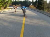 Yardwaste Downhill: A Saturday in Vancouver