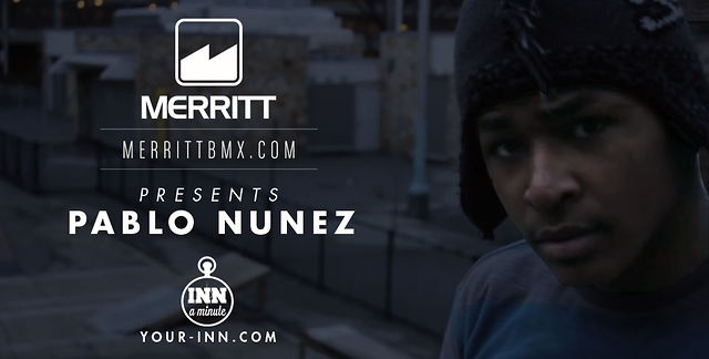 Merritt X Your Inn - PABLO NUNEZ  INN A MINUTE