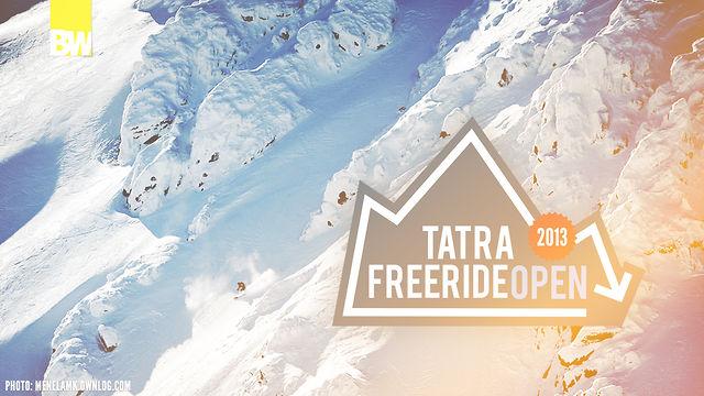 "Tatra Freeride Open 2013 | Komentarz: Michał ""Bolo"" Trzebunia"