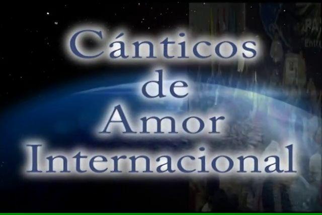 Cánticos de Amor (08 de marzo 2013)