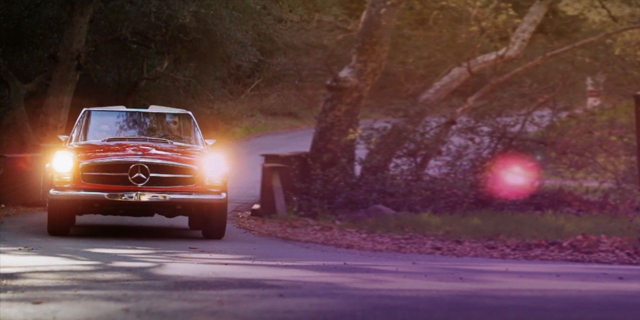 50th Anniversary of the Pagoda SL -- Mercedes-Benz Classic Vehicles