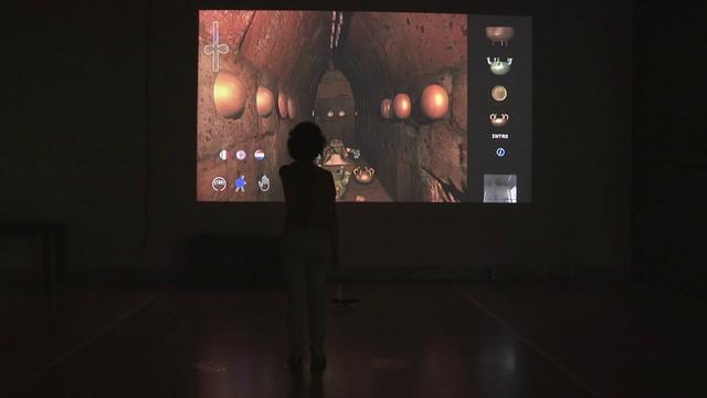 Etruscanning3D: the Regolini Galassi tomb in 3D