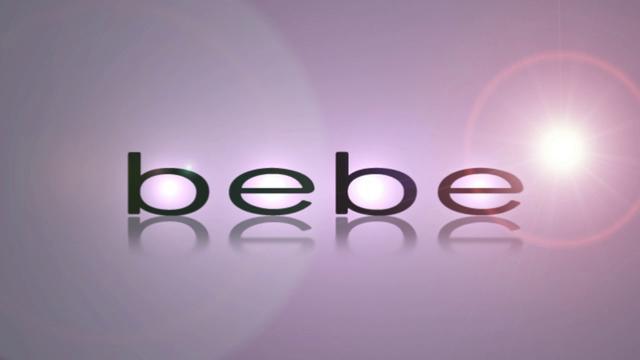 Bebe Commercial - Logo Reveal & Lighting Project on Vimeo